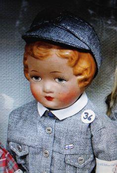Very rare Martha Lotta doll, owned by Barbro Enholm Big And Beautiful, Beautiful Dolls, Old Dolls, Marimekko, Vintage Dolls, Finland, Denmark, Norway, Sweden