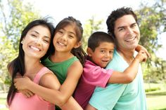 This picture shows the traditional family which consists of a mother, a father, a son and a daughter. Only 7% of families in the U.S. make up traditional families. Most American families are nuclear, which means they have a set of parents and children. Parents usually share the decision making (democracy) and are committed to only each other (monogamy). The families are also neolocal because they live apart from other families.