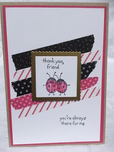 Stampin mit Scraproomboom - Stampin' Up! - Love you Lots