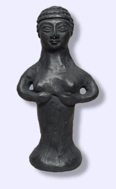 Asherah Hebrew fertility goddess