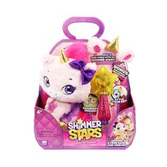 Find Shimmer Stars Twinkle the Unicorn at The Entertainer. Glitter Critters, Kids Jewelry Box, Toys Uk, Amazing Life Hacks, Cute Baby Cats, Playing With Hair, Christmas Delivery, Jelly Beans, Twinkle Twinkle