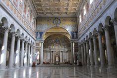 Saint Paul's Outside The Walls, Rome