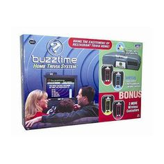 NTN Buzztime Home Trivia System with…