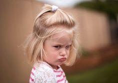 Resultado de imagem para criança brava
