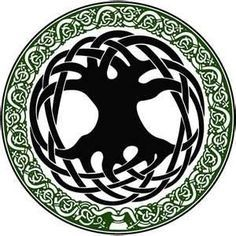 Learn the meaning of the Celtic Tree of Life Symbol. Celtic Tree of Life - Pictures and meanings of symbols including the Celtic Tree of Life Knot Symbol. Spiritual Symbols, Celtic Symbols, Celtic Art, Celtic Mandala, Celtic Knots, Tree Of Life Symbol, Celtic Tree Of Life, Life Tattoos, Body Art Tattoos