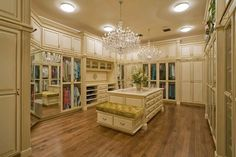 Paradise Valley estate 27...There's no way in hell that I won't have a closet this big or bigger when I get a place