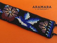 Loom Bracelet Patterns, Bead Loom Bracelets, Bead Loom Patterns, Beading Patterns, Mexican Jewelry, Loom Beading, Bead Art, Loom Bracelets, Hand Made