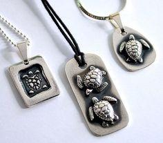 New Sea Turtle Jewelry