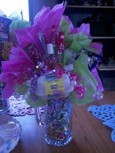Pamper bouquet!!