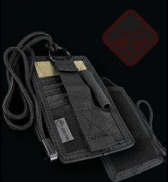 Hazard 4 Badger ID Holder