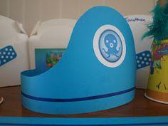 Octonauts Party Hat