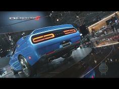 2015 Dodge Challenger - 2014 New York Auto Show