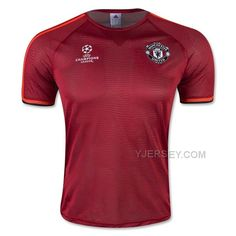 http://www.yjersey.com/1516-manchester-united-red-europa-training-jersey-shirt.html Only$27.00 15-16 MANCHESTER UNITED RED EUROPA TRAINING JERSEY SHIRT Free Shipping!