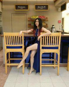Adah Sharma In Dubai For Fashion League and Holidaying Photos
