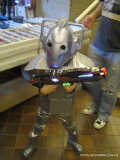 Cybermen - Cyberkid - Doctor Who Doctor Who, Deadpool, Cosplay, Gallery, Roof Rack