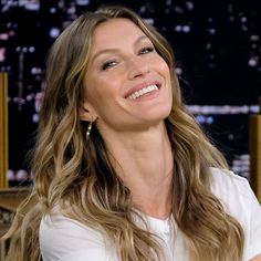 Gisele Bündchen is breaking new ground!