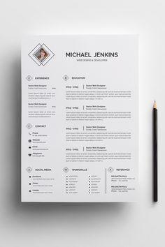 Cool Resume Resume Templates Free Resume Resume Templates