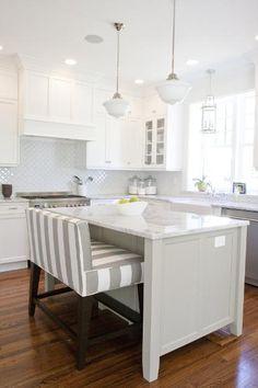 Tiek Built Homes backsplash