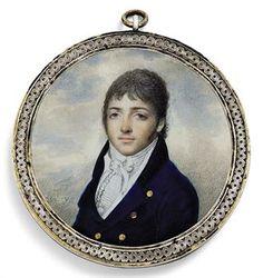 Jean-Baptiste Isabey ( source christies.com)