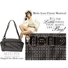 """""""Style - It's in the Details!"""" by miche-kat on Polyvore Miche Luxe Classic Montreal http://www.simplychicforyou.com/ #miche #Micheluxe #Interchangeablepurse"""