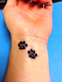 Small Dog Tattoos For Women