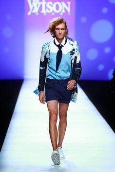 #Menswear #Trends Y-VISION HOMME  Spring Summer 2015 #Primvera Verano #Tendencias #Moda Hombre