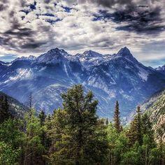 Beautiful views from SW Colorado near Durango