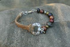 Handmade Jewelry - Heart Bracelet