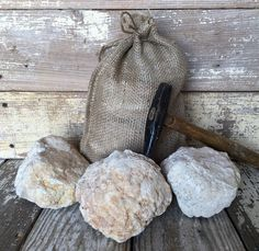 """X-Large 4"""" to 5"""" Moroccan Break your own Geodes Gift Bag - 3 Pack by StoreofTexas on Etsy https://www.etsy.com/listing/516693027/x-large-4-to-5-moroccan-break-your-own"""