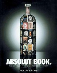 A New York Times bestseller, Absolut Book is the behind-the-scenes account of the birth and growth of this award-winning campaign and provides a definitive illustrated history of one of the most succe