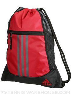 adidas Spring Alliance II Sackpack Bag Red  0ecbd089c9444