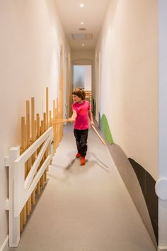 Innendesign Flur Gestaltung-Kindergarten Tagesstätte Berlin Kita