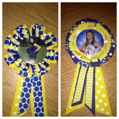 Team Support Buttons How To Make Mums, Ribbons Galore, Senior Night Gifts, Football Mom Shirts, Photo Buttons, Cheer Camp, Homecoming Mums, Colorguard, School Fundraisers