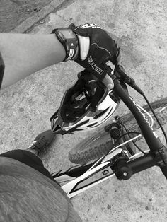 El Alma esta en mi bici. #Scott #Adidas