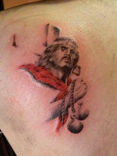 Gauchito gil tattoo