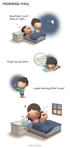 HJ-Story » Morning Mail