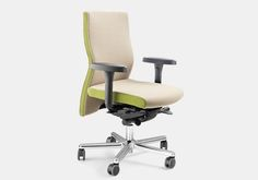 Bürodrehstuhl LEZGO - Löffler, Bürodrehstuhl für bewegtes Sitzen