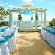 Perfect wedding spot. :)