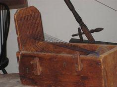 Tape Loom - Textile museum