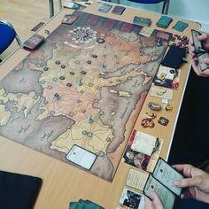 A big game of fury of dracular happening tonight! #boardgames #boardgamegeek #furyofdracula
