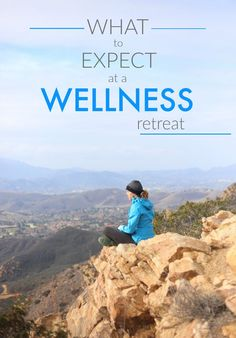 What to expect from a wellness retreat - my experience at a week long fitness and weight loss retreat in California (and your chance to WIN a week long stay!)