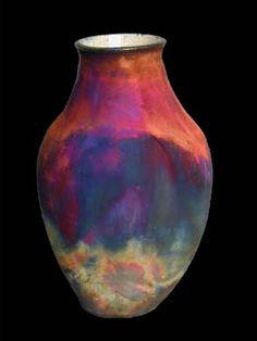 Piñon Pottery- Ruidoso New Mexico-Raku