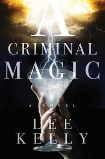 Book review of A Criminal Magic by Lee Kelly: http://olivia-savannah.blogspot.nl/2016/11/a-criminal-magic-book-review-giveaway.html