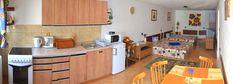 Ubytovanie Svit - Privát Vysoké Tatry | www.ubytovaniesvit.sk Kitchen, Table, Furniture, Home Decor, Cooking, Decoration Home, Room Decor, Kitchens, Tables