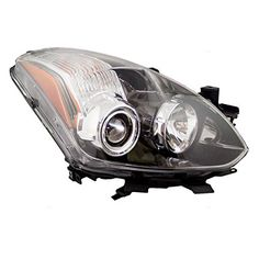 10-13 Nissan Altima Coupe Halogen Headlamp Assembly Right Replace the following part number NI2503191, 26010-ZX10B, 114-51011R eRacings http://www.amazon.com/dp/B014GFE9NI/ref=cm_sw_r_pi_dp_CjF2wb126JDYK