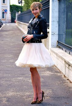 This Season Must Have A Proper Mini Skirt
