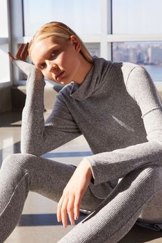 Shop women's designer tops featuring chic, elegant essentials along with popular seasonal statements from The Natori Company. Big Girl Fashion, Brand Collection, Enter To Win, Designer Lingerie, Lounge Pants, Long Cardigan, Clothes For Sale, Rib Knit, Leggings