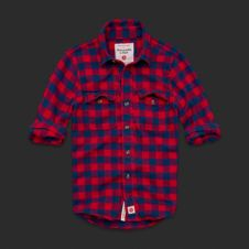 American Made Flannel Shirt