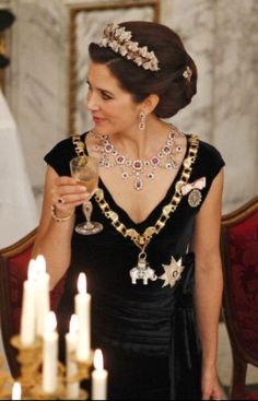 Crown Princess Mary. Awesome picture for princess Mary.