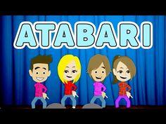 Bizde Atabarı Var   Çocuk Şarkıları 2015 - YouTube